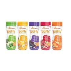 Happy Baby Happy Puff 60gm - 3 Bottles (Random Flavours)