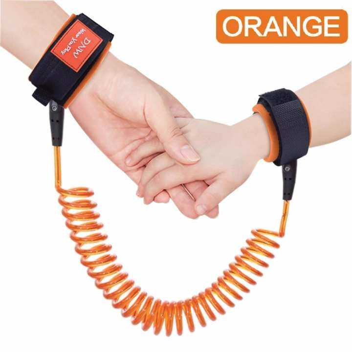 Harness Anti Lost Keep Child Close Safety Strap Wrist Belt Stretchable