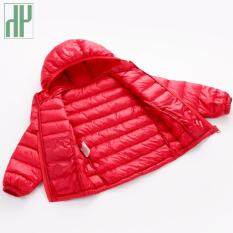 16fa4acc5 HH 1-5Y Light children's winter jackets Kids 90% Duck Down Coat Baby Winter