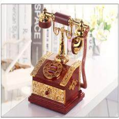 Hot Creative Couple Christmas Gifts Red Classical Switch Telephone Music Box L28