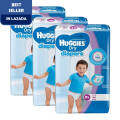 Huggies Dry Diapers XL48 x 3 Super Jumbo pack