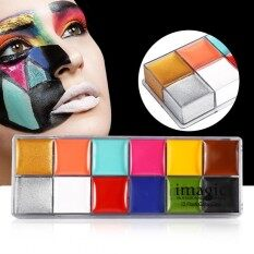 Face Body Painting Crayon 6 Colours Kit Set Sticks Party Wedding Child By Trustinyou
