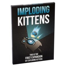 Imploding Kittens: This Is The First Expansion Of Exploding Kittens By Itong.