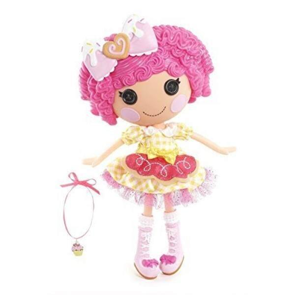 Harga Murah Rararupushi Bulu Leher Angsa Lalaloopsy Super Konyol Partai Besar Doll-Remah-remah Kue Gula [Parallel Import Goods]-Intl