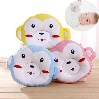 Bandingkan Toko Bayi Bayi Anti Guling Bantal Tidur Bayi Baru Lahir  Positioner Mencegah Flat Bantal Kepala df8e75da6c