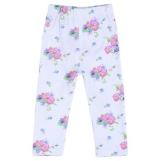 Infant Baby Girl Child Print Elastic Long Pants Leggings By Islandmall.