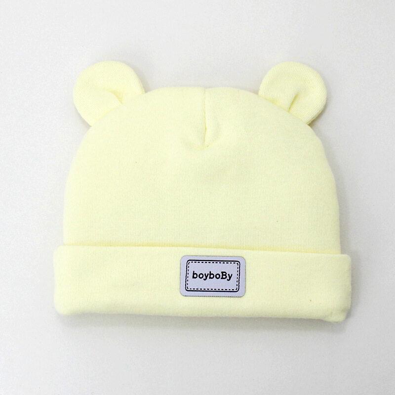 ee419071e97 Infant Newborn Baby Boy Girl Cotton Hat Cap For 0-6 months Baby Warm Winter