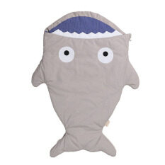 Insular Brand Shark Baby Sleeping Bag Stroller Bed Blanket Swaddling Sacks Grey By E-Store,your Five-Star Mall.