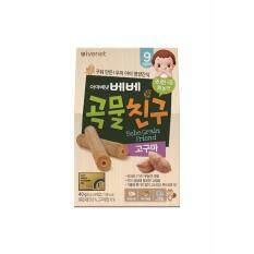 Ivenet Bebe Grain Friend 40g (sweet Potato) By Mom & Me.
