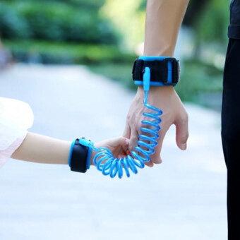 Haotom 1.5Meters Kid Keeper Baby Walkers Wrestling Belt Infant Wrist Safety Harnesses for Children Elastic