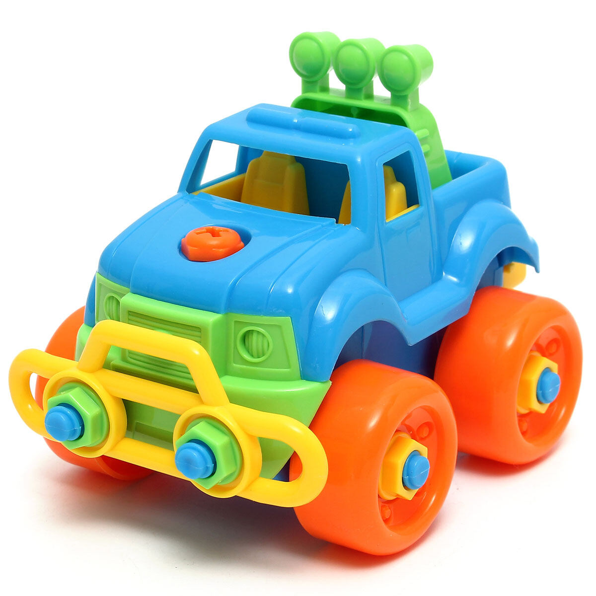 Kids Children Baby Boy Disassembly Assembly Classic Car Educational Play Toy New - Intl By Freebang.