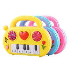 Kids Music Musical Developmental Cute Piano Children Sound Educational Toy Yellow By Crystalawaking.