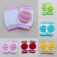 kneepad kneecap color random Newborn Baby children Pair Safet high quality