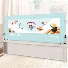 Kooldoo Upgraded Baby Safety Bed Rails 80cm Height