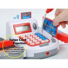 Kx Pretend Play Electronics Cash Register Toy Sets With Light And Sound By Cc Lovely Online Store.