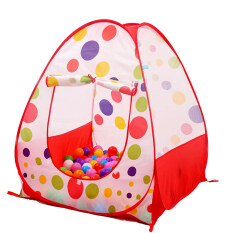 Large Portable Ocean Balls Play Tent Kids Indoor Outdoor House Great Gift By Welcomehome.