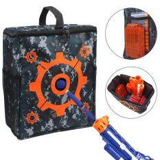 leegoal Target Pouch Storage Carry Equipment Bag For Nerf N-strike Elite / Mega / Rival Series