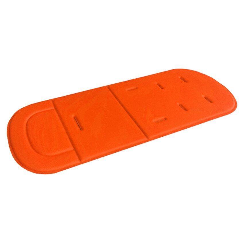 ฉลองยอดขายอันดับ 1 ลดราคา Unbranded/Generic รถเข็นเด็กแบบนอน HUADE 2X ได้รถเข็นเด็กรถเบาะรองที่นั่ง Prampadding Liner Pat Cushion (สีส้ม) - INTL อ่านรีวิวจากผู้ซื้อจริง