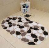 LinStar PVC Anti-Slip Anti-Bacterial Bath Mat Colour Stone