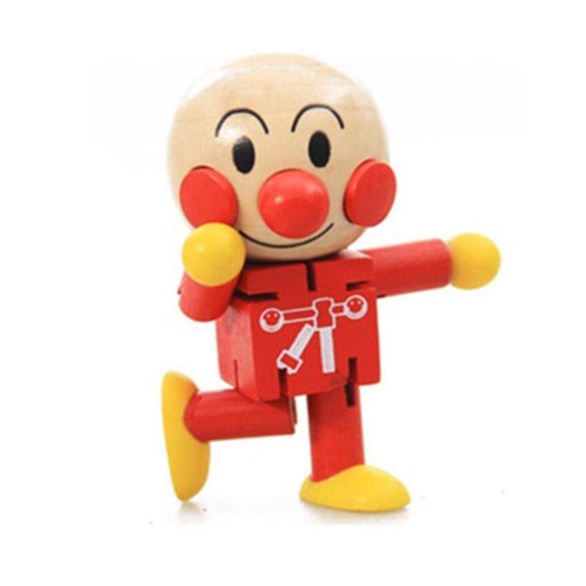 [Little B House] Anpanman Wonden Bendable Puppet Play Doll Toy -BT35