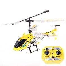 Ls-222 3.5-Channel Rc Helicopter With Built In Gyro Yellow By Evertime.