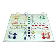 Ludo Drinking Board Game By Creative Idea Home.