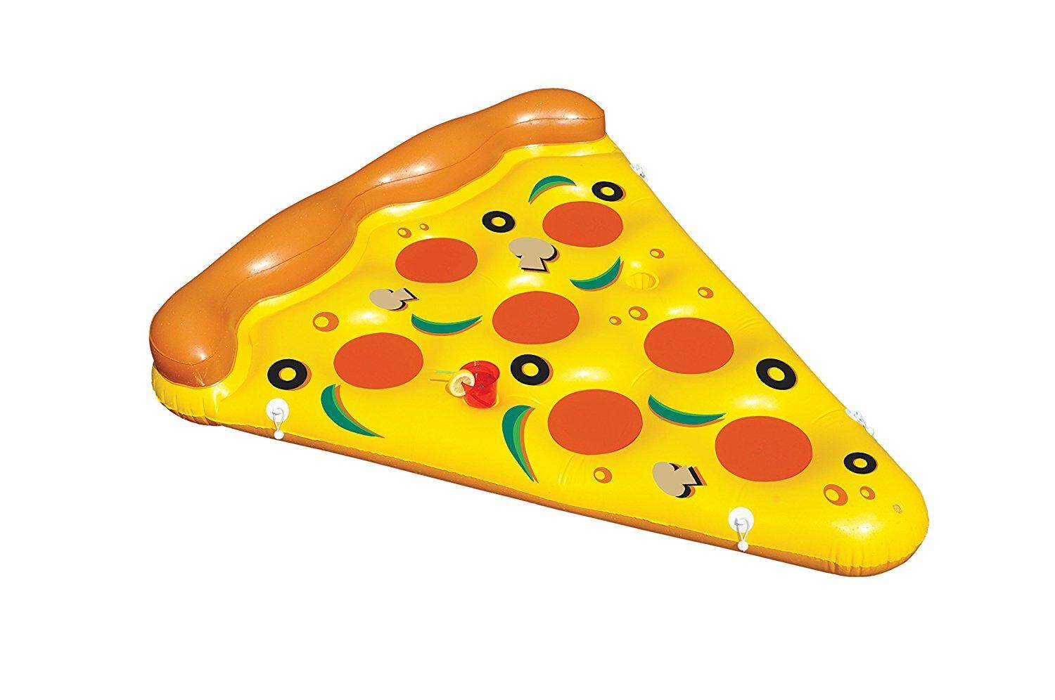 Wholesale Lumiparty Emorefun 6 Foot By 5 Foot Giant Inflatable Pizza Slice Float Intl