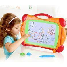 Magnetic Color Drawing Board White Board For Kids By Danlong Store.