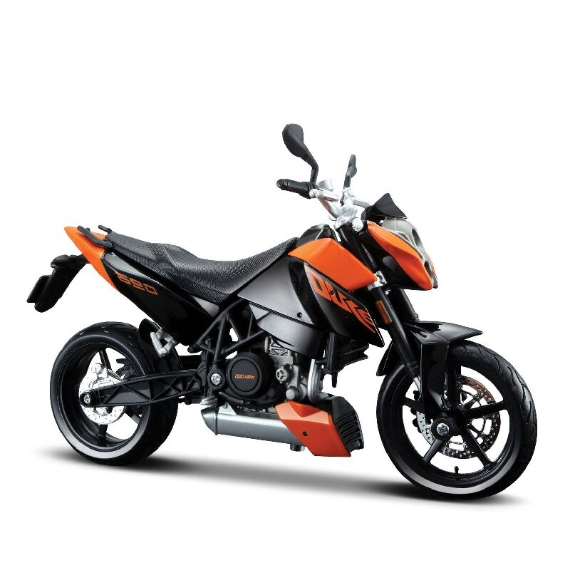 How To Buy Maisto 1 18 Ktm 690 Duke Die Casts Model Bike Collection With Original Box Intl