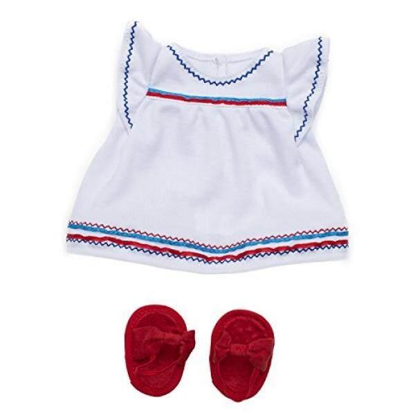 Manhattan Toy Baby Stella Liberty Dress & Sandals - intl