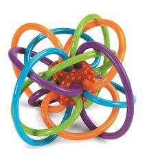 Manhattan Toy Winkel Rattle And Sensory Teether Activity Toy By Star Mall.