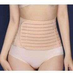 533463fe1e3ff New Year Body Shaper Waist Trimmer Postpartum Support Belt Bengkung Modern  Corset Girdle Belts(Apricot