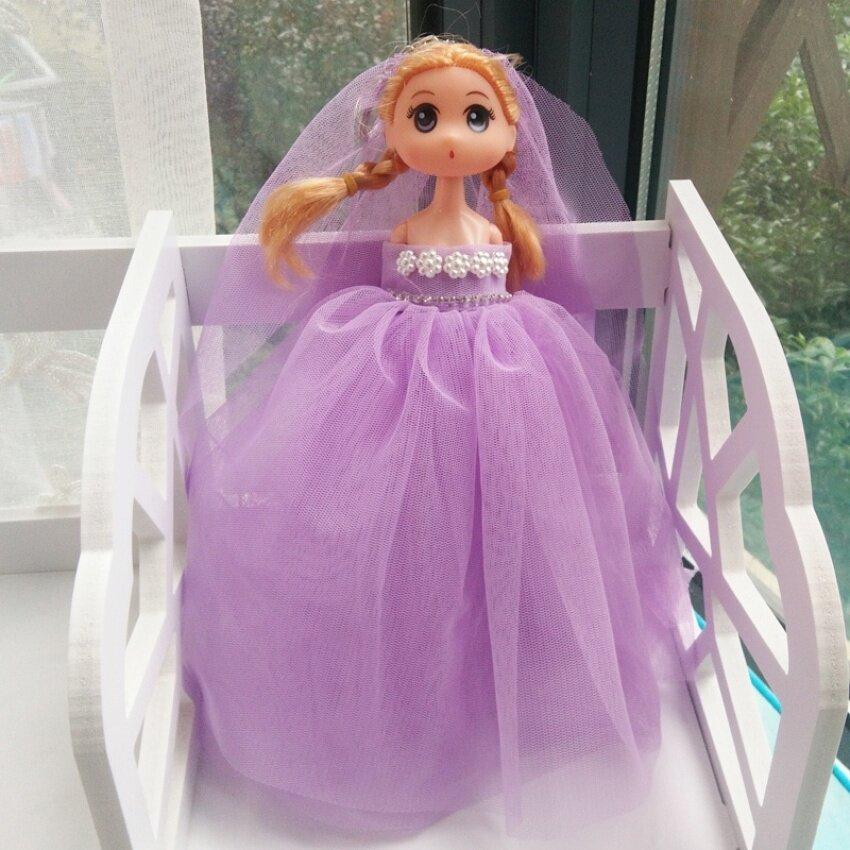 Mega 26 Cm Lucu Perempuan Tas Tas Mainan Bingung Boneka-Internasional