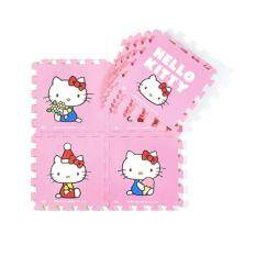 Meitoku Hello Kitty Play Mat 30x30cm By Wenz Trading.