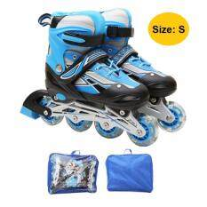 Inline Rollerblades For Kids (size S) By Mytoys2u.
