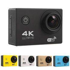 Mini F60 Ultra Full HD 4K WiFi 1080P 2'' Action Camera DV Sport Cam Camcorder LCD 170° Lens Waterproof Multi-color