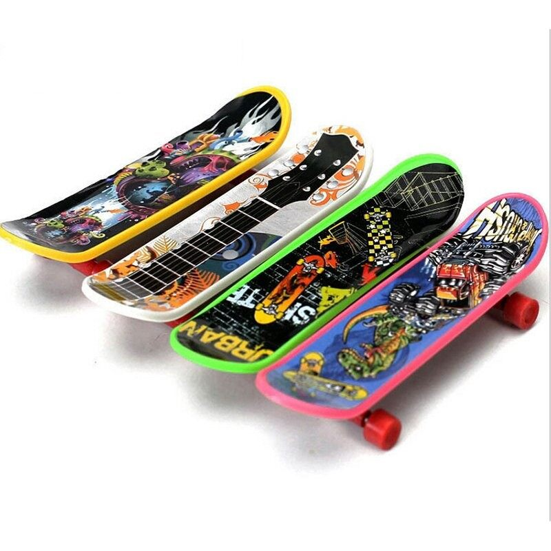 Mini Finger Board Novelty Kids Toy - intl