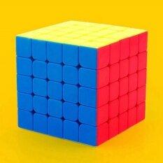 Moyu Cubing Classroom Mofangjiaoshi Mf5 Entry Level 5X5 Cube Puzzle Brain Bright Sticker - intl