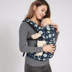 Multifunctional Baby Carrier Sling Baby Hipseat Carrier Backpack Breathable Carrier (MY50-Blue)