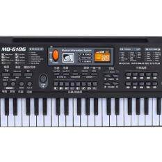 Keyboard Musik Dengan 61 Tuts, Piano Musik Elektrik Digital By Poya.