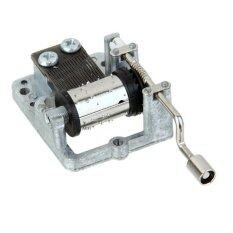 Musical Movements Parts Diy Music Box Edelweiss.