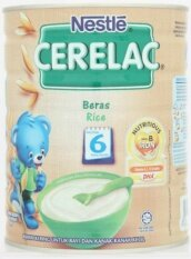 Nestlé Cerelac Rice Infant Cereal From 6 Months 500g By Tesco Groceries.