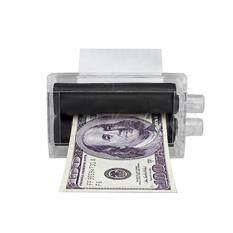 New Funny Creative Plastic Magic Trick Tease Money Printing Machine Maker Toy