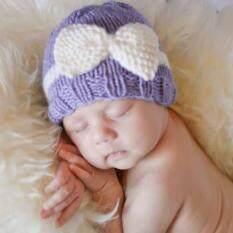 Newborn Baby Girl Boy Infant Toddler Knitting Wool Crochet Hat Soft Hat Cap Pp By Bluelansie.