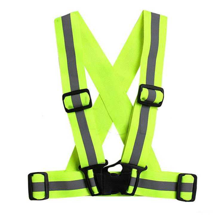 Newworldmall* Comfortable Fit Children's Clothes New Kids Children Cycling Safety Reflective Vest Jacket Gift Accessories