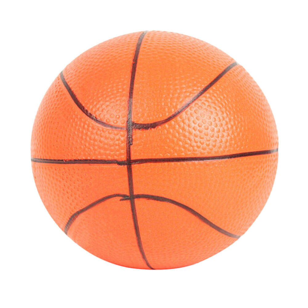 Orange Basketball Hand Wrist Exercise Squeeze Stress Foam Ball Soft Relief By Aajqcqwf.