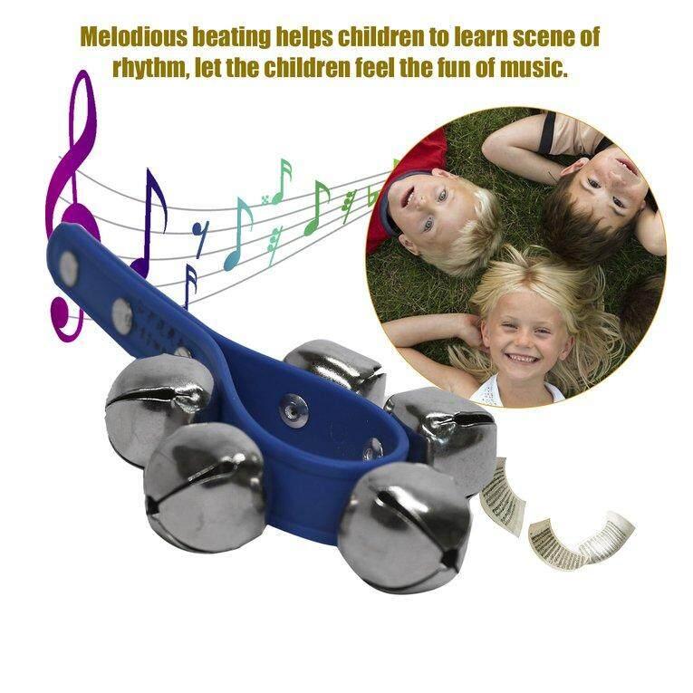 Orff Dunia Plastik Drum Afrika Tangan Drum Alat Perkusi untuk Anak-Internasional