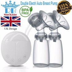 Ori Real Bubee Breastpump Double Auto Pump By Allinone.