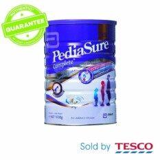 Pediasure Complete S3s Vanilla By Tesco Groceries.
