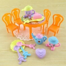 PentaQ 20Pcs/Set Kitchen Food Cooking Role Play Pretend Toy Girls Boysbaby Child,Baby